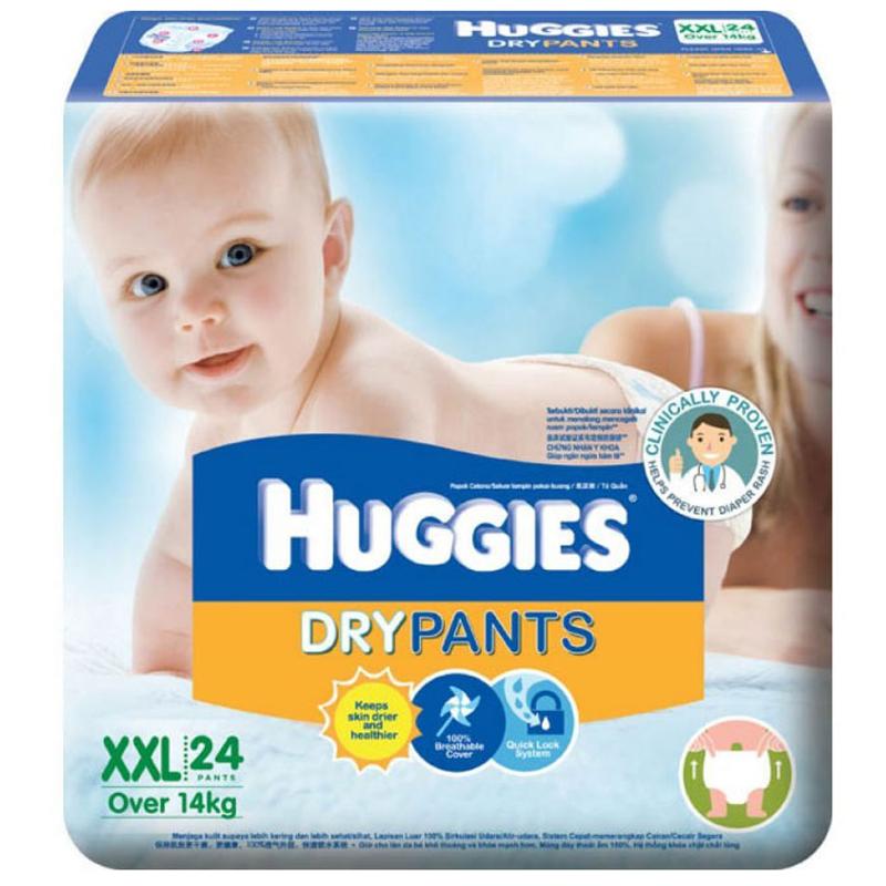 Bim quan Huggies XXL24
