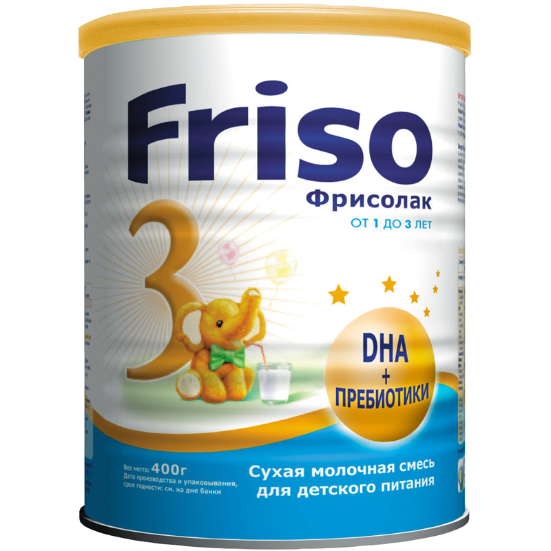 Sua Friso Gold Nga so 3 (400g)
