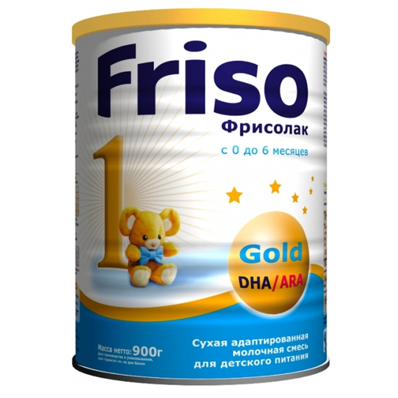 Sua Friso Gold Nga so 1 (900g)