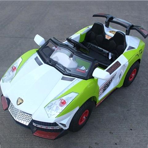 O to dien tre em mau Lamborghini 2117 (banh hoi 2 dong co)