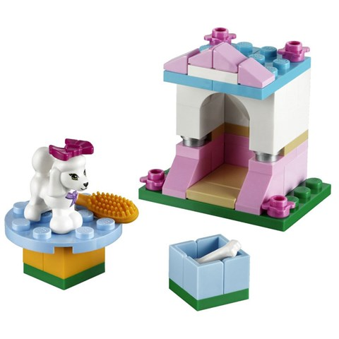 LEGO Friends 41021 xep hinh Poodle's Litte Palace V29