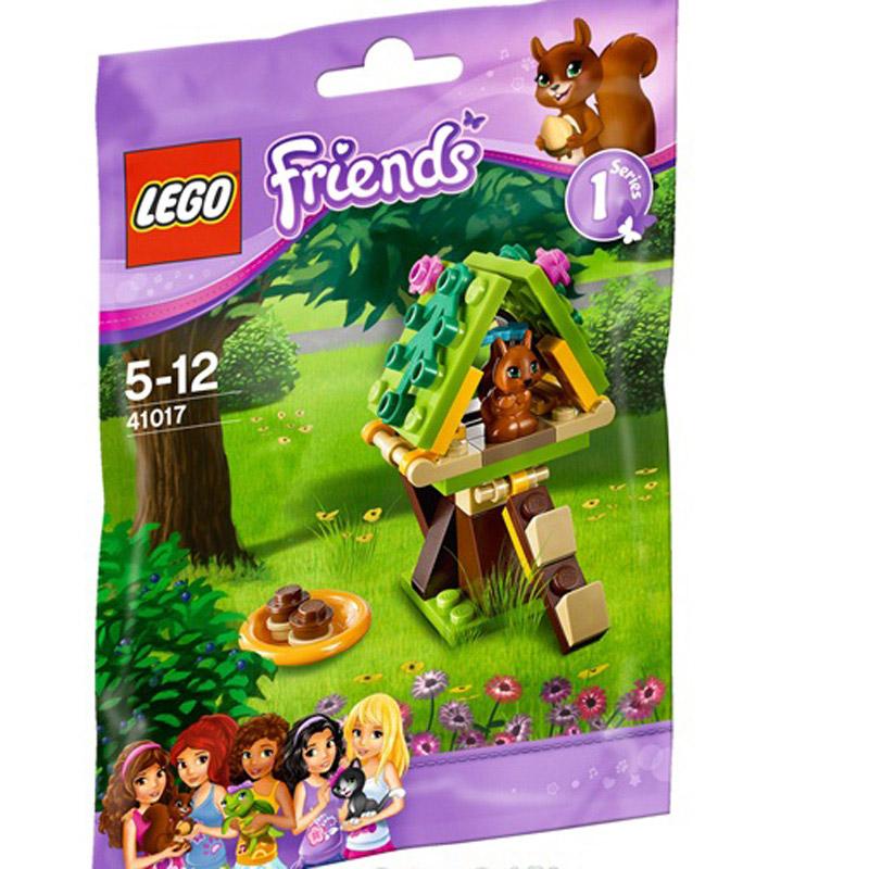 Do choi xep hinh LEGO 41017