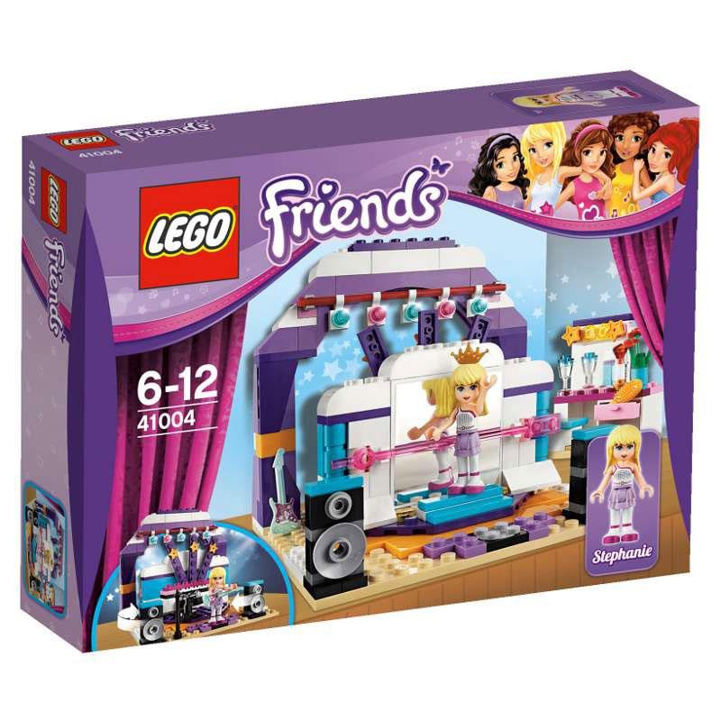LEGO Friends 41004 - Ngoi sao san khau