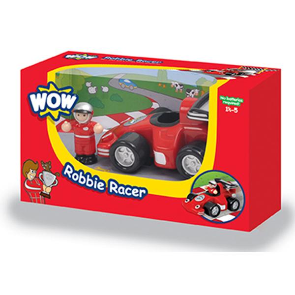 Bo xe dua - Robbie