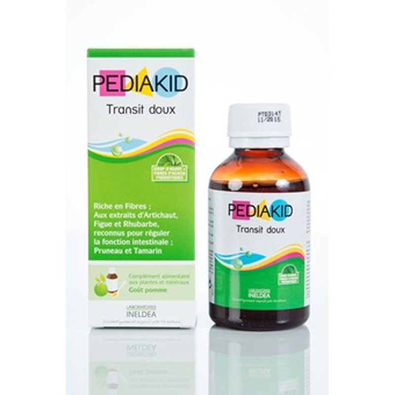 Vitamin Pediakid (chong tao bon) (125ml)