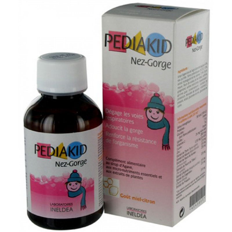 Vitamin Pediakid mui hong (125ml)