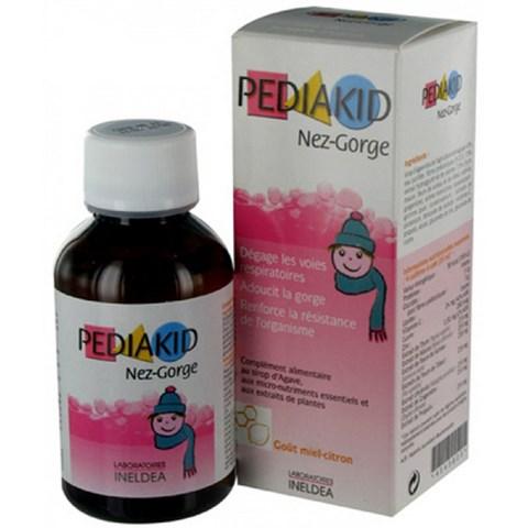 Vitamin Pediakid mui hong (125ml)