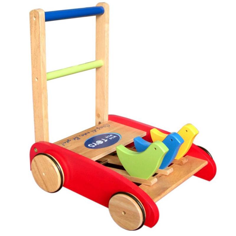 Xe tap di bang go Winwin Toys 60012