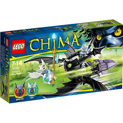 Lego chima 70128 - May bay chien dau doi