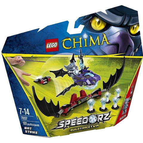 do choi lego chima 70137