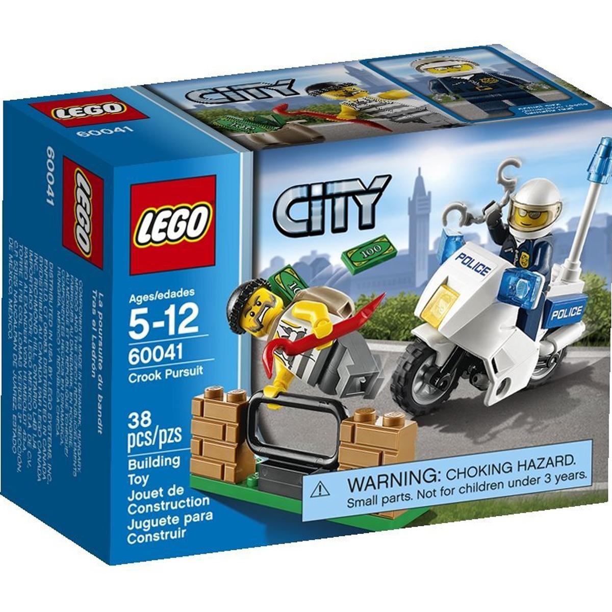 Lego City 60041 - Truy Bat Toi Pham