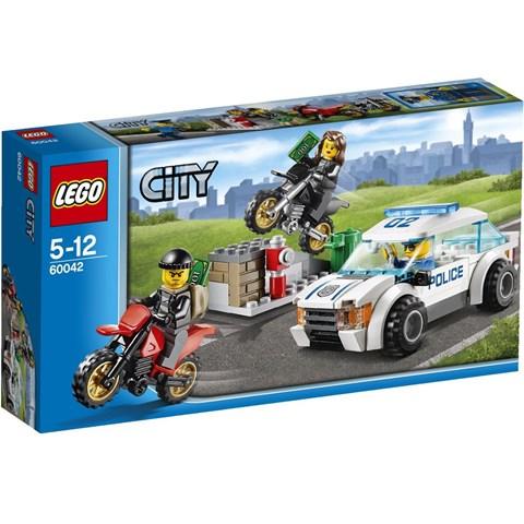 do choi Lego City 60042