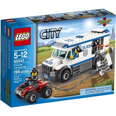Lego City 60043 - Van Chuyen Tu Nhan