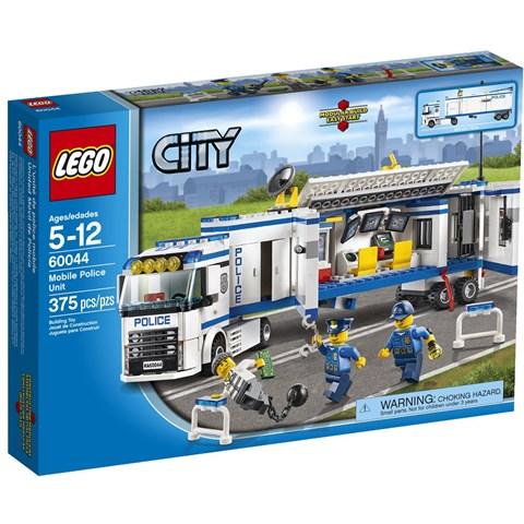 Lego City 60044 - Doi canh sat thong tin