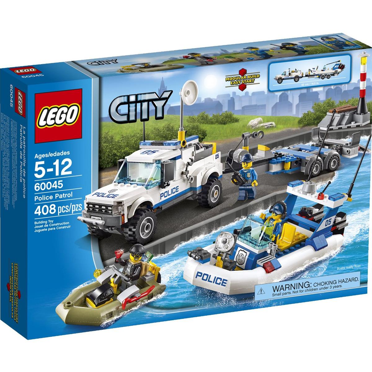 do choi lego city 60045