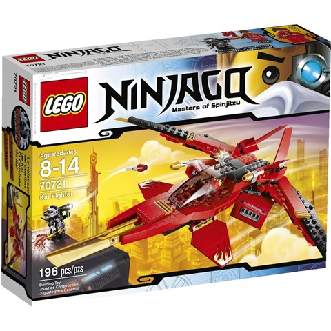 Do choi LEGO Ninjago 70721