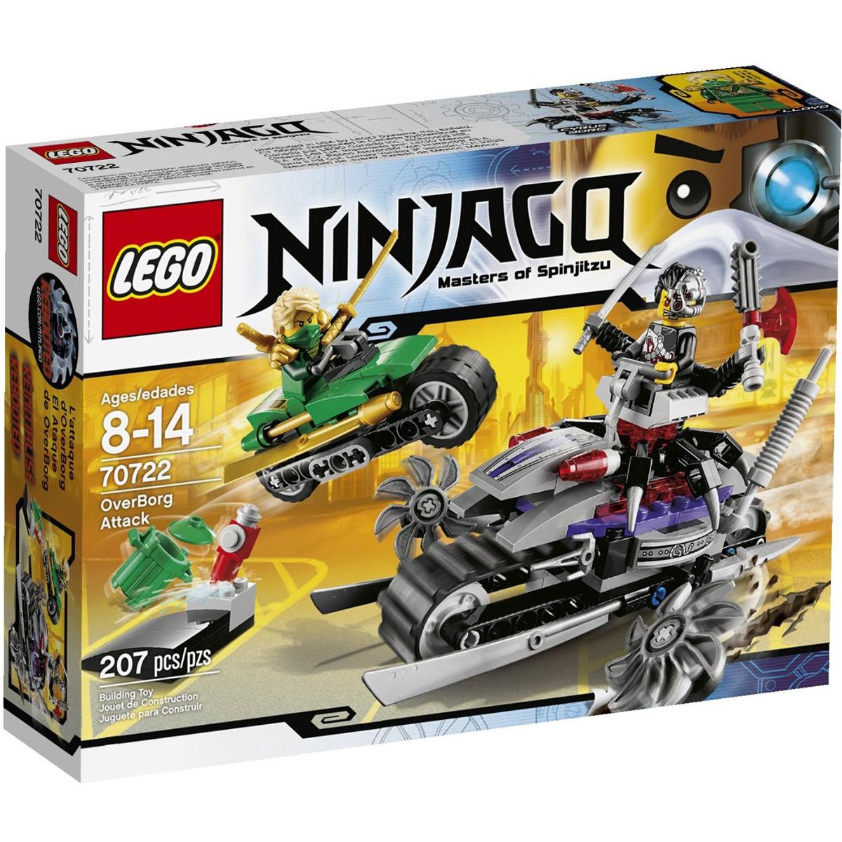 Do choi LEGO Ninjago 70722