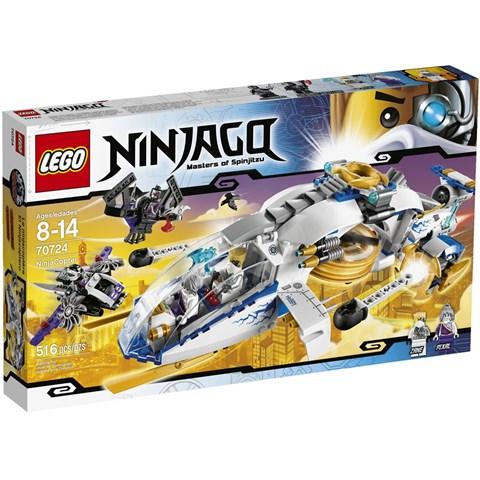 Do choi LEGO Ninjago 70724