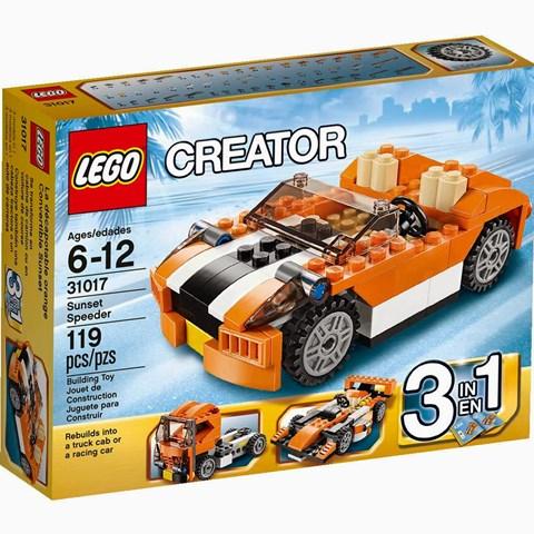 Do choi Lego 31017 - Sieu Xe Hoang Hon