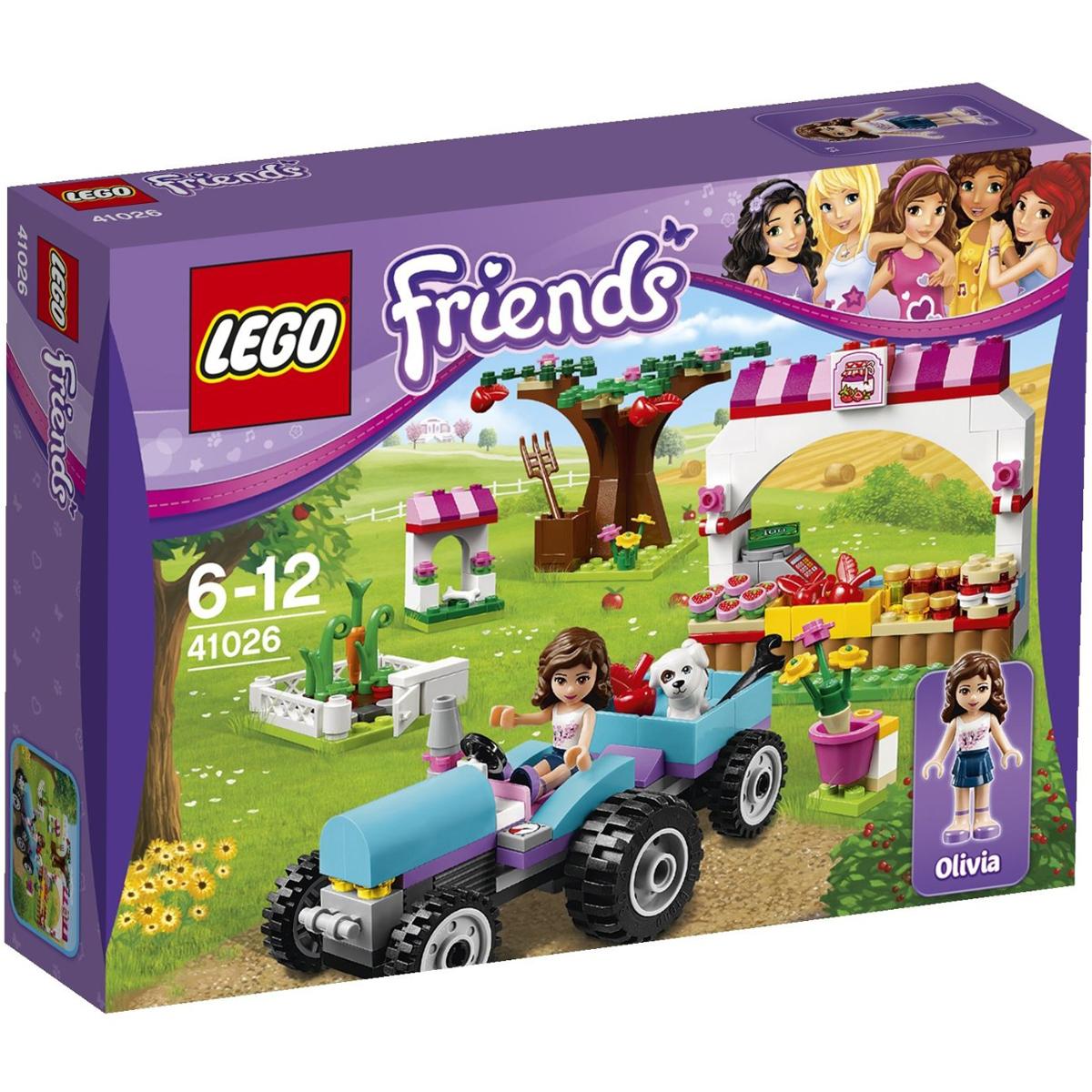 Do choi LEGO Friends 41026 - Ngay Mua Thu Hoach