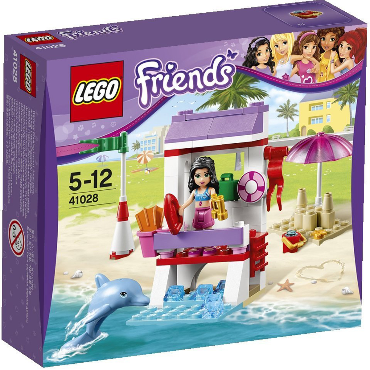 Do choi LEGO Friends 41028
