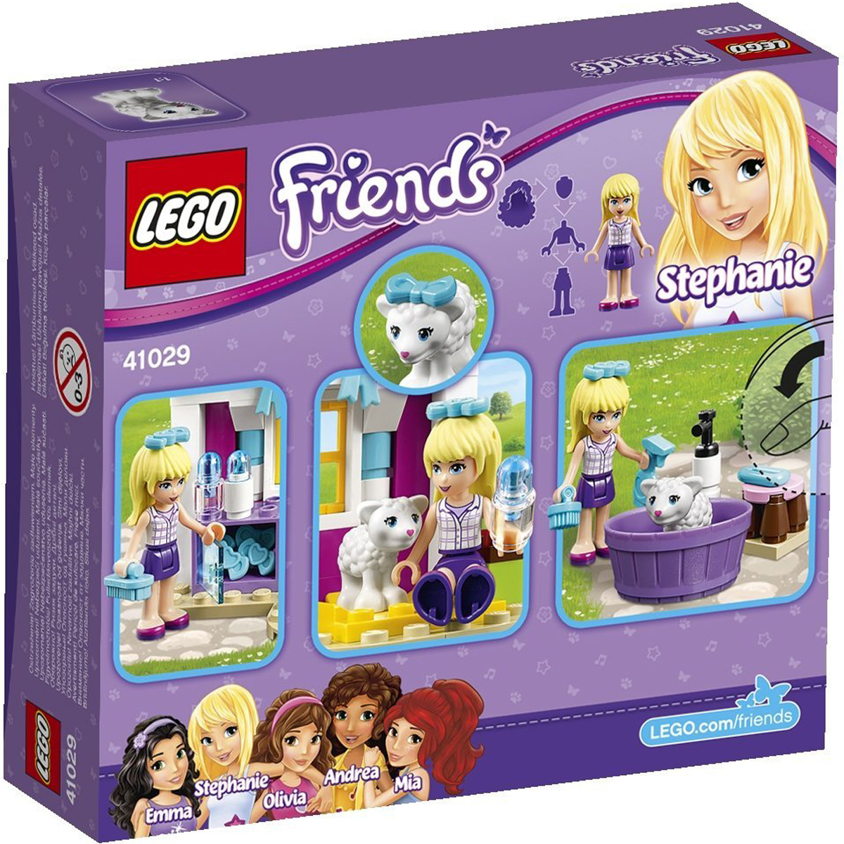 Do choi LEGO Friends 41029