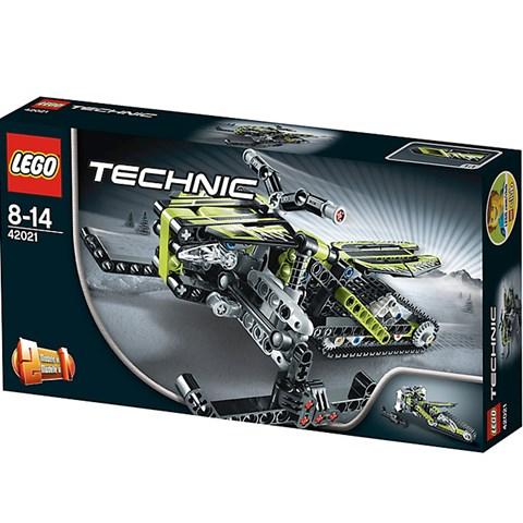 do choi lego technic 42021