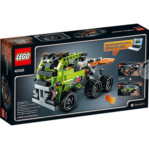 Do choi Lego 42027 - Xep hinh Xe Dia Hinh Xa Mac