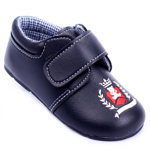 Giay cho be RB Baby Fashion Shoes (mau den)