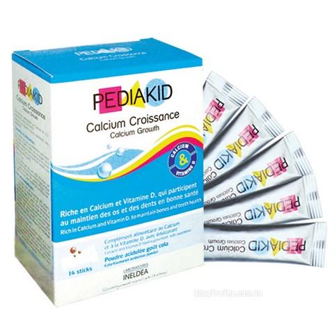 Pediakid - Calcium tang truong chieu cao (14 goi)