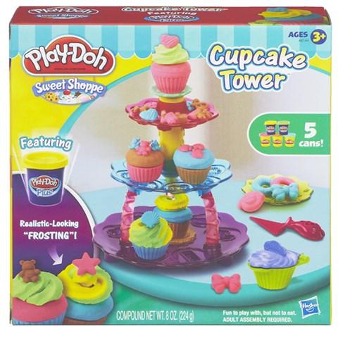 Do choi Play-Doh Cupcake ngot ngao