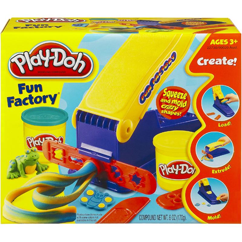 Do choi Play-Doh Nha may vui ve
