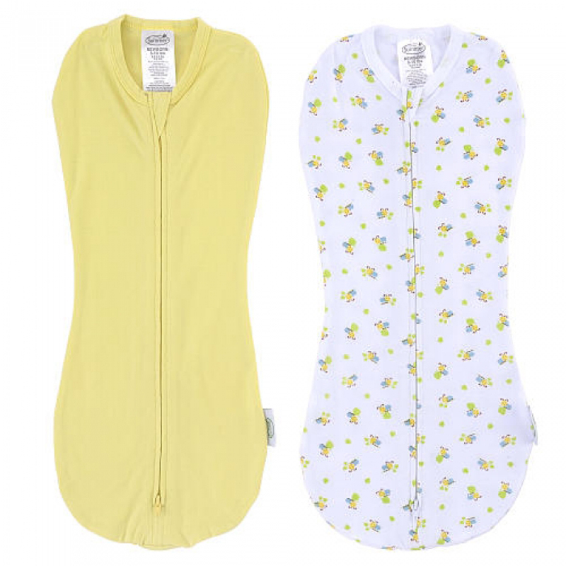 Tui quan be (2C) Summer Swaddlepod 2pk