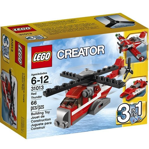 Do choi LEGO Creater 31025