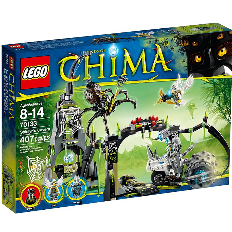 Lego chima 70133 - Hang Nhen Spinlyn
