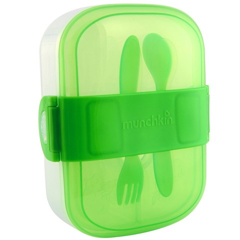 Bo an trua Munchkin CL Bento Box Feeding Set