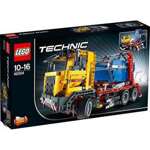 Do choi lego Technic 42024 - Xe Cong Ten No