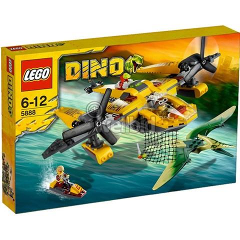 Do choi Lego 5888 - May bay Chien Dau Dai Duong