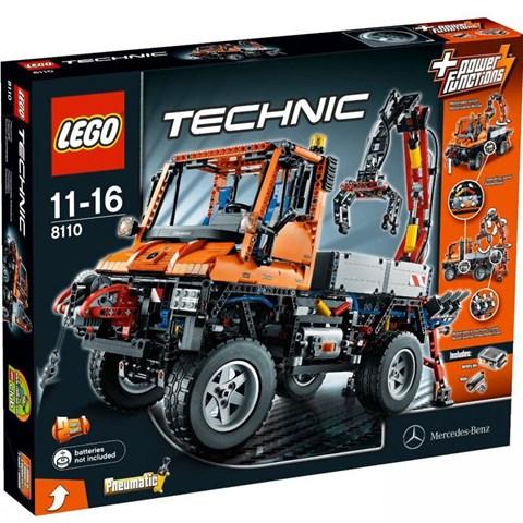 Do choi lego Technic 8110 - Xe dia hinh U400