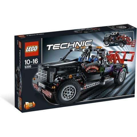 Do choi Lego Techinic 9395 - Xe Keo Co He Thong Nang Cap