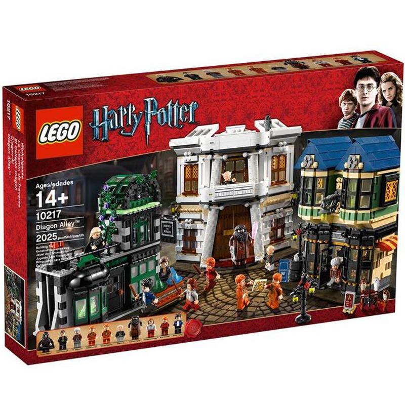 Do choi Lego Hang Doc 10217 - Hem xeo