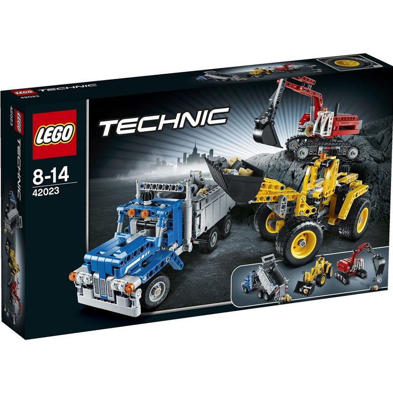 Do choi Lego Techinic 42023 - Biet Doi Cong Truong
