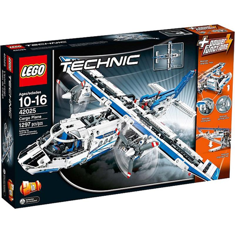 Do choi Lego Techinic 42025 - Chuyen Co Van Tai