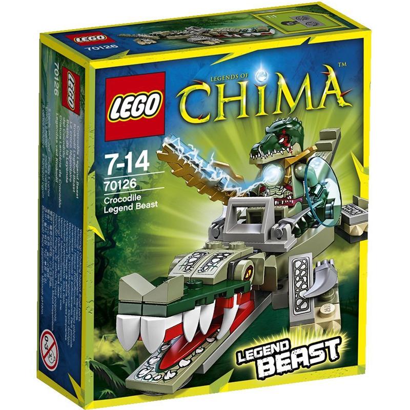 Lego chima 70126 - Ca sau huyen thoai
