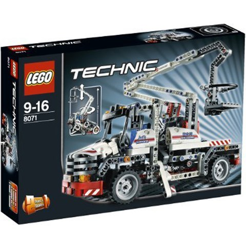 Do choi Lego Techinic 8071 - Xe nang