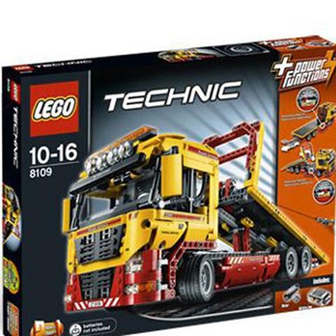 Do choi Lego Techinic 8109 - Xe tai san lon