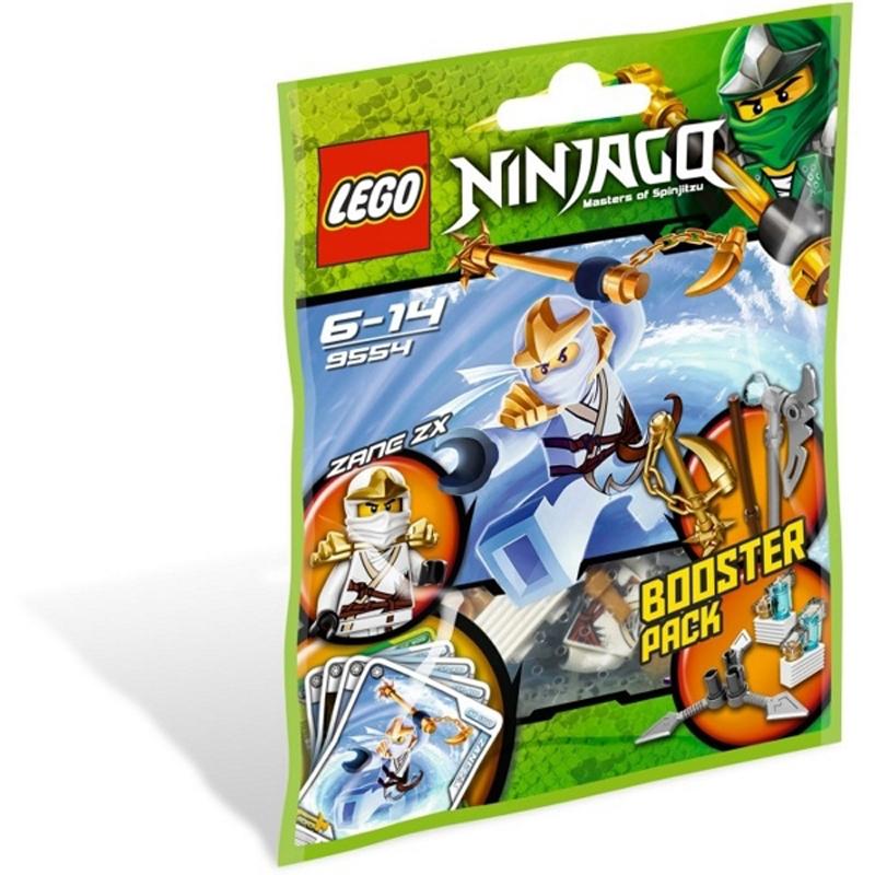 Do choi Lego Ninjago 9554 - Dung si Zane ZX