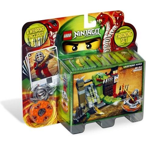 Do choi Lego Ninjago 9566 - Dung si Samurai X