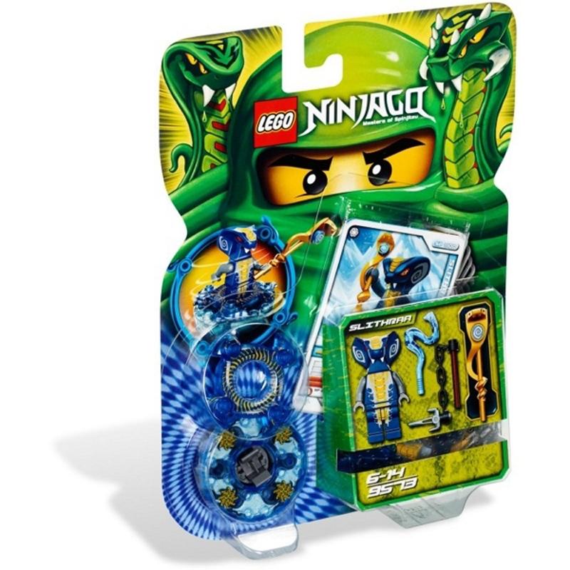 Do choi Lego Ninjago 9573 - Dung si Slithraa