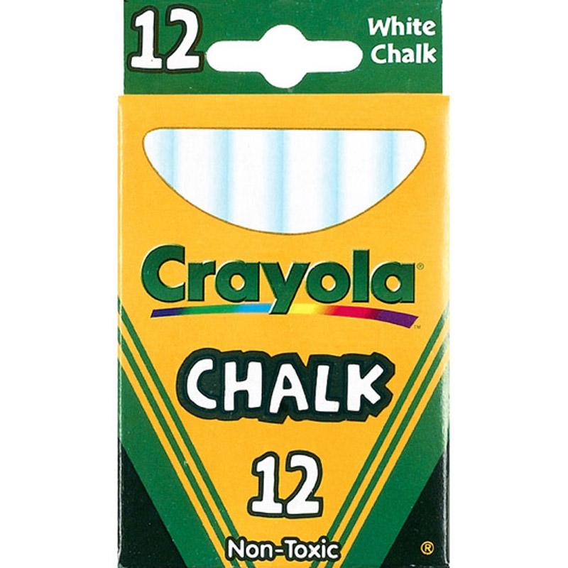 Phan trang 12 cay - Crayola 5103202009